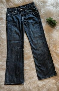 Rock and Republic boot cut jeans. 32×30